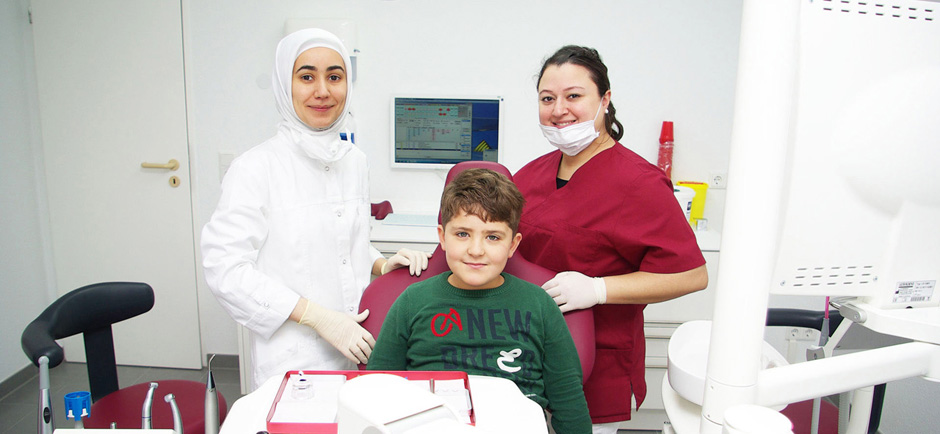 Zahnarztpraxis Saglam Köln